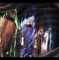 The Previous Hokages. by llSwaggerll