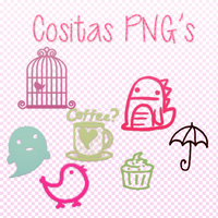 Coshas Png's :3 by Cande20
