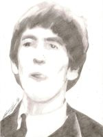 George Harrison by silverwolf71190