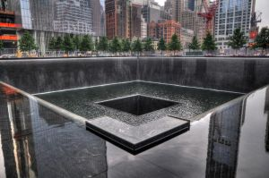 World Trade Centre Memorial by squarepush