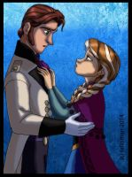 Anna and Hans by TallyBaby13