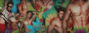 Flower Boy Ft OhmyFuckingArt Hot Guy proyect by Pr1nc33s