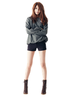 Sooyoung | Png 03 by lillullabyblue