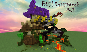 Build of the Week - No.1 [With World Download] by Cisona