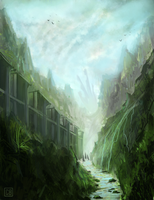 Passage Upfront by c-a-y