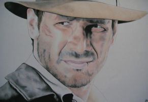 Indiana Jones by LianneC