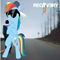 Rainbow Dash Version of Recovery Album by DoubleRainbow223