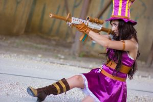 LoL Caitlyn 6 by jlechuga