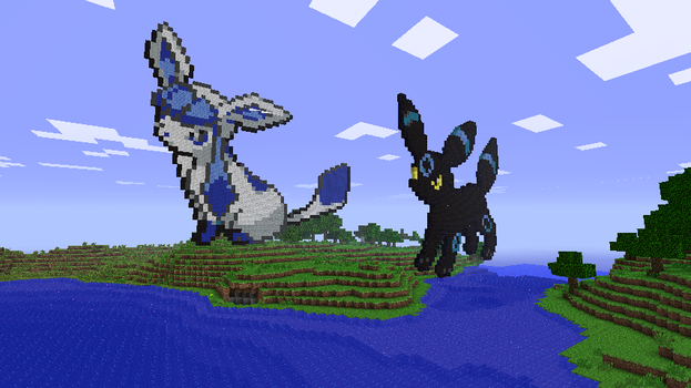 Shiny Glace on in Minecraft by that1p3rson