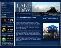 Lake Tow by scroll142