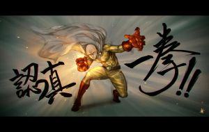 One Punch Man by LUN2004