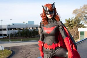 Batwoman 1 by BlitheFool