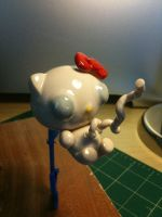 Fetal Hello Kitty In progress by freeny