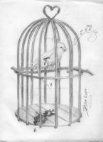 Love Cage by CandyDeChocolate