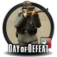 Day Of Defeat Icon v2 by Kamizanon