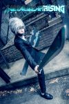 Metal Gear Rising: Time for business by RaikouCos