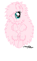 Cute Fluffle Puff by AgnessAngel