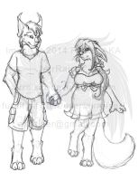 WIP: Young Love 2014 by AirRaiser