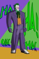 Cam's DCAU Joker 2.0 by TheScarletMercenary