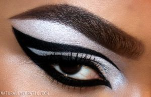 Creative liner by NaturallyErratic