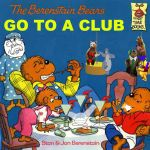The Berenstain Bears go to a club by thearist2013