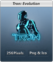 Tron Evolution - Icon by Crussong