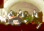 The Beatles At The Cavern Colorization by SixtiesRockGuy
