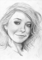Alyson Hannigan by YannWeaponX