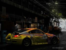 Nissan Option Stream 350Z GT4 by Street-Racer