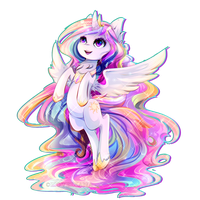 Celestia. Rise and Shine. by Koveliana
