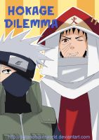 Hokage Dilemma Cover Page by BotanofSpiritWorld