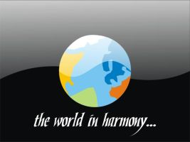 The World in Harmony by karagorge