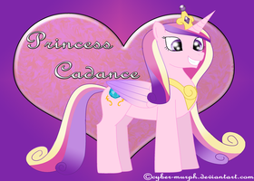 Princess Cadance by Cyber-murph