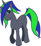 The Spacepony by Spaceponies