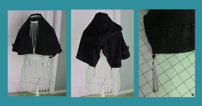 Cody's Capelet by moencheese