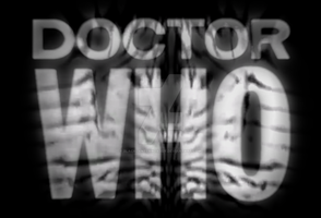 Doctor Who 50th Anniversary Logos: First Doctor by BlackLanternDaddy