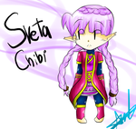 GSDD- Sveta Chibi by magic-star-ADL