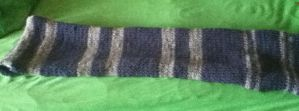 Ravenclaw Scarf by Creativity-Squared