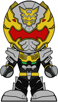Chibi Gosei-Knight by Zeltrax987