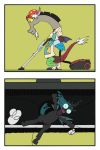 Discord's Post Season 6 Finale Cleaning by Pony4Koma
