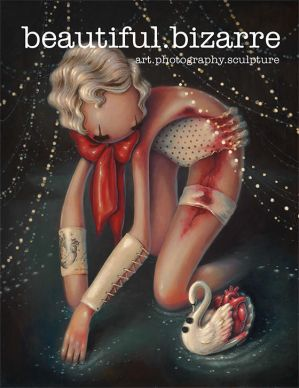 BB Magazine - Dec 14 -cover by BeautifulBizarreMag