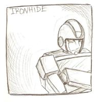 Ironhide in a box by Armadria