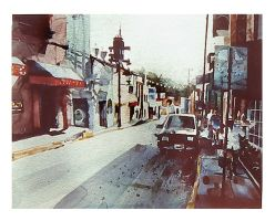 Early Days 9_Street Scene Cuernavaca by richardcgreen