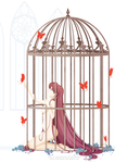 Caged Sin by Kalisama