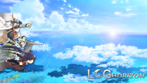 Log Horizon - Wallpaper by LunarRushDA