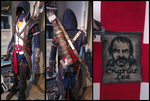 Connor Kenway and Charles Lee by Pearlite
