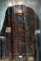 Smallville Finale Suit Poster by P2Pproductions