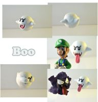 Weekly Sculpture: Boo by ClayPita