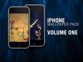 IPhone Wallpaper Pack V1 by TraX1m
