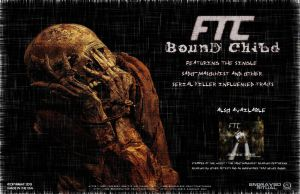 Bound Child Poster by FTC-Ayin